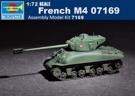 French M4 07169