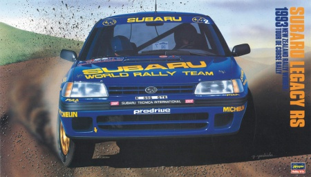 Subaru Legacy RS 1993 New Zealand Rally (Limited Edition) 007/20311