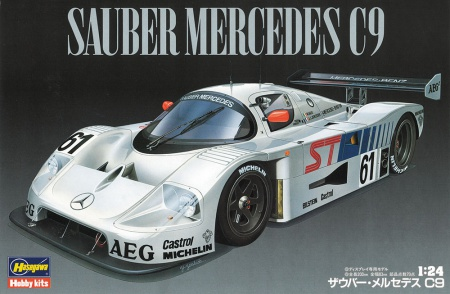 Sauber Mercedes C9 (Limited Edition) 007/20306