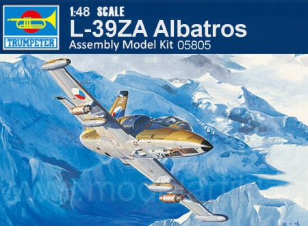 L-39ZA Albatros
