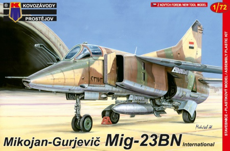 Mikojan-Gurjevič MiG-23BM International 088/KPM0096