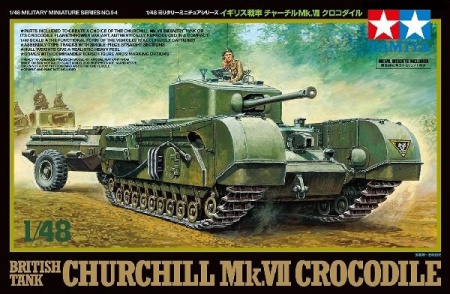 Churchill Mk.VII Crocodile 001/32594