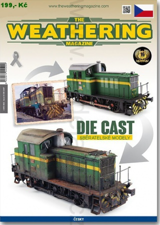 The Weathering Magazine 23 - DIE-CAST 085/023