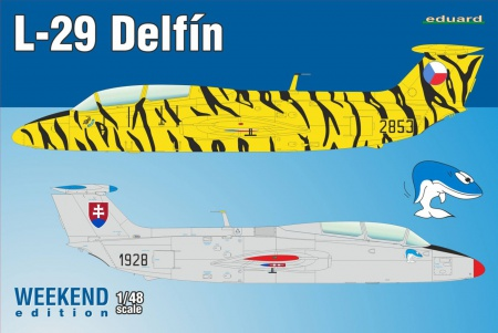 Aero L-29 Delfín (Weekend) 003/8464