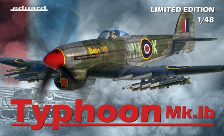 Hawker Typhoon Mk.IB (Limited Edition) 003/11117