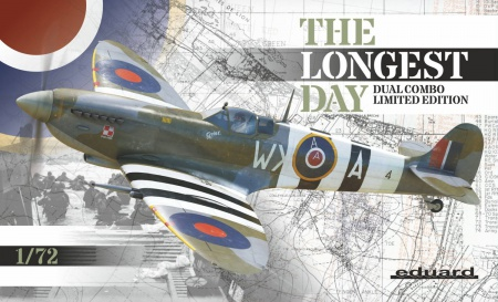 Spitfire Mk.IX The Longest Day (Dual Combo - Limited Edition) 003/2125