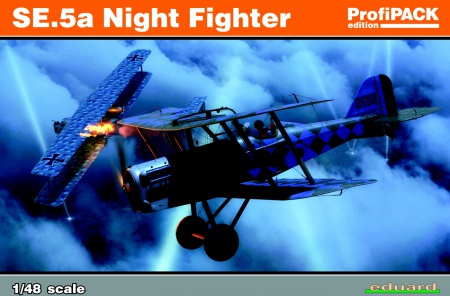 SE.5a Night Fighter (ProfiPACK) 003/82133