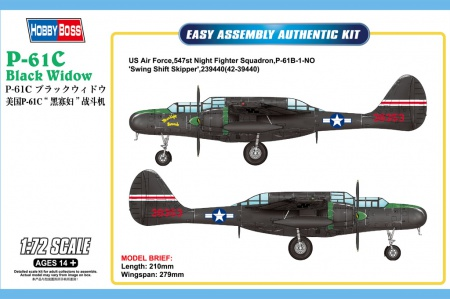 P-61C Black Widow / PR 008/87263