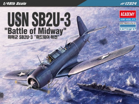 USN SB2U-3 Battle of Midway (Limited Edition) 002/12324