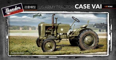 US Army tractor Case VAI 104/TM35001