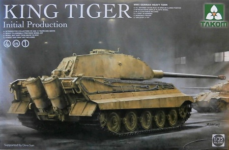 King Tiger Initial Production 103/2096