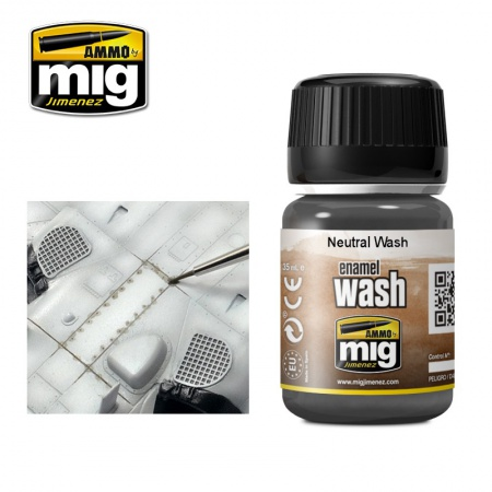 Neutral Wash 35ml 085/A.MIG-1010