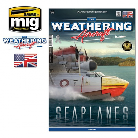 The Weathering Aircraft 8 - Seaplanes (ENGLISH) 085/A.MIG-5208