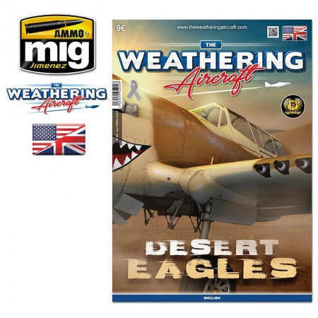 The Weathering Aircraft 9 - Desert Eagles (ENGLISH) 085/A.MIG-5209