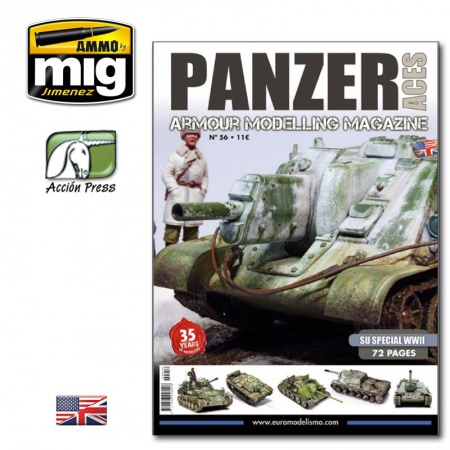 Panzer Aces Nº56 SU Special WWII (English Version) 085/PANZ-0056