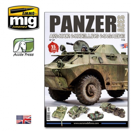 Panzer Aces Nº57 (English Version) 085/PANZ-0057