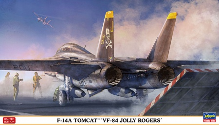 F-14A Tomcat VF-84 JOLLY ROGERS (Limited Edition) 007/02269