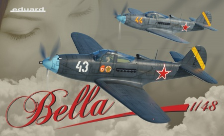 Bella P-39 Airacobra (Dual Combo - Limited Edition) 003/11118