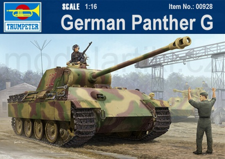 German Sd.Kfz.171 Panther Ausf.G - Early Version 005/00928