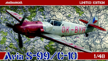 Avia S-99/C-10 (Limited Edition) 003/11122