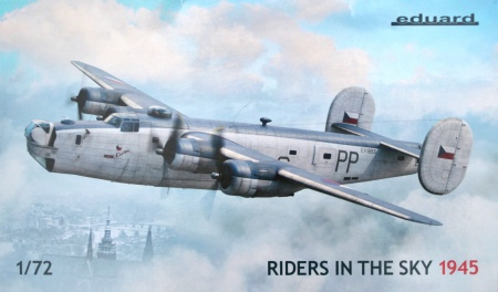 Riders in the Sky 1945 - Liberator GR Mk.VI a VIII (Limited Edition) 003/2123