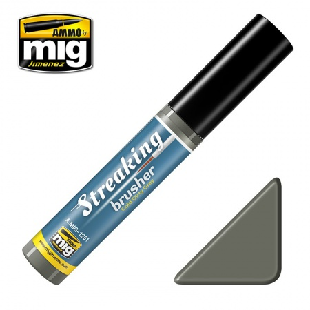 Streakingbrusher Cold Dirty Grey 10ml 085/A.MIG-1251