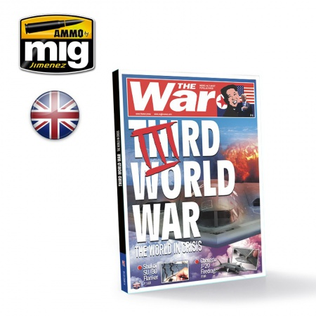 Third World War The World In Crisis (English Version) 085/A.MIG-6116
