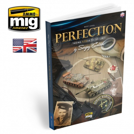 PERFECTION - Taking 1/72 scale to the next level (English Version) 085/A.MIG-6122
