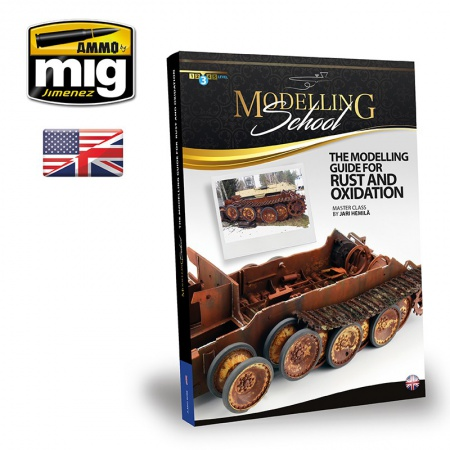 The Modeling Guide For Rust And Oxidation (English Version) 085/A.MIG-6098