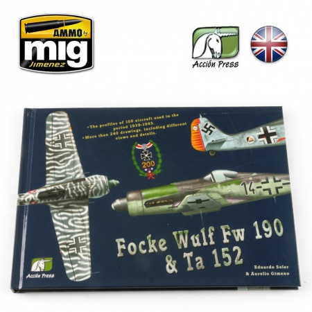 Focke Wulf FW 190 & TA 152 (English Version) 085/EURO-0020