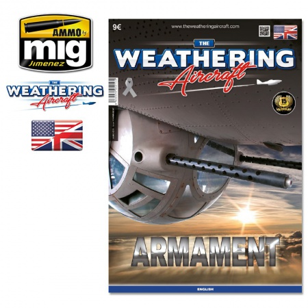 The Weathering Aircraft 10 - Armament (ENGLISH) 085/A.MIG-5210