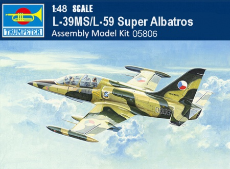 L-39MS/L-59 Super Albatros 005/05806