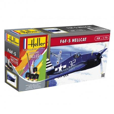 F6F-5 Hellcat / Starter Set