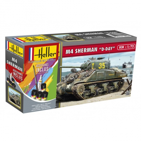M4 Sherman D-Day / Starter Set 094/56892