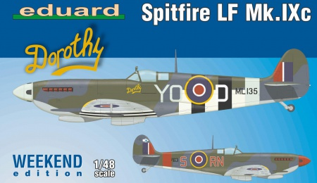Vickers Supermarine Spitfire LF Mk.IXc (Weekend) 003/84151
