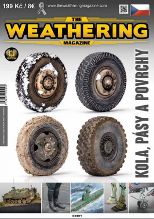 The Weathering Magazine 25 - KOLA, PÁSY A POVRCHY 085/025