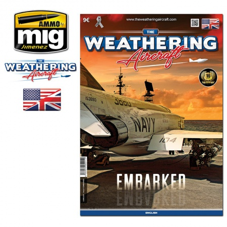 The Weathering Aircraft 11 - Embarked (ENGLISH) 085/A.MIG-5211