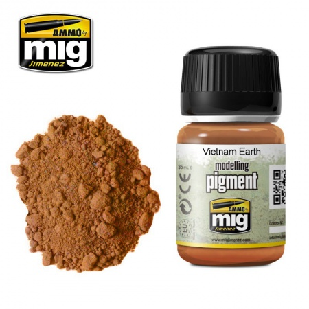 Vietnam Earth 35ml 085/A.MIG-3022