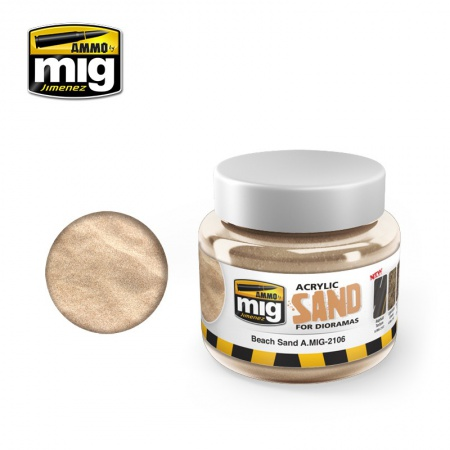 Sand Ground 250ml 085/A.MIG-2106
