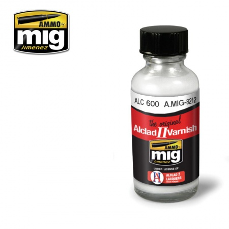 Alclad Aqua Gloss Clear ALC600 30ml 085/A.MIG-8212