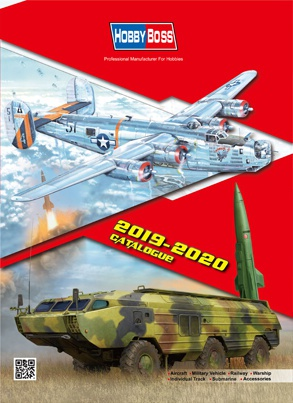 Hobby Boss Catalogue 2019 - 2020 008/KAT2019-20