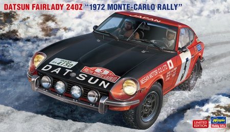 Datsun Fairlady 240Z 1972 Monte Carlo Rally (Limited Edition) 007/20374