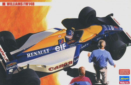Williams FW14B (Limited Edition) 007/20366
