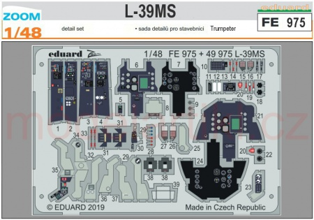 L-39MS (1:48 Trumpeter) 003/FE975
