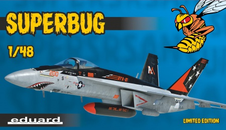 Superbug - F/A-18E (Limited Edition) 003/11129
