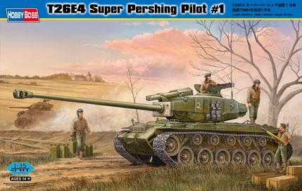 T26E4 Super Pershing Pilot #1