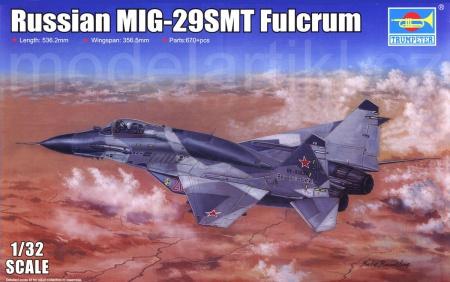 Russian MIG-29SMT Fulcrum