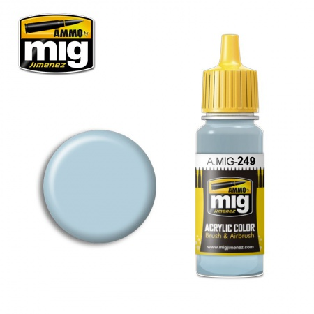 Light Blue 17ml 085/A.MIG-249