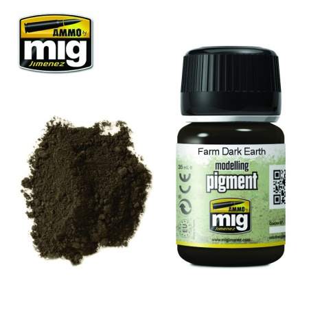 Farm Dark Earth 35ml 085/A.MIG-3027