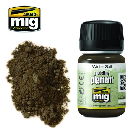 Winter Soil 35ml 085/A.MIG-3029